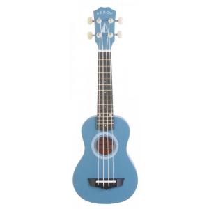 Arrow PB10 BL ukulele sopranowe z pokrowcem