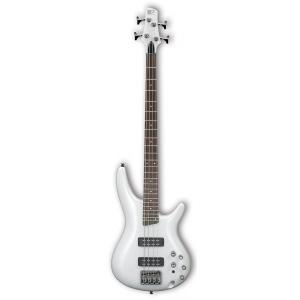 Ibanez SR 300E PW Pearl White gitara basowa
