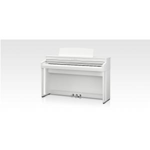 Kawai CA 59 WH pianino cyfrowe, kolor biały