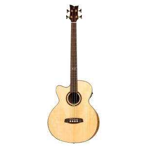 Ortega STRIPEDSU-ACB-L gitara basowa akustyczna, leworęczna