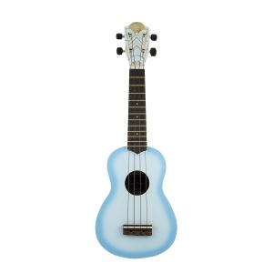 Baton Rouge UR1S MBB ukulele sopranowe, Matt Blueburst