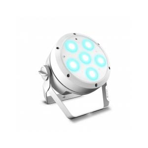 Cameo CLROOTPAR6WH Reflektor 6 x RGBAW + UV PAR 12 W