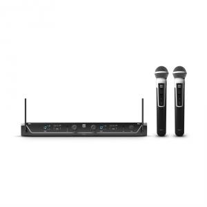 LD Systems U306 HHD2 mikrofon bezprzewodowy podwójny z  (...)