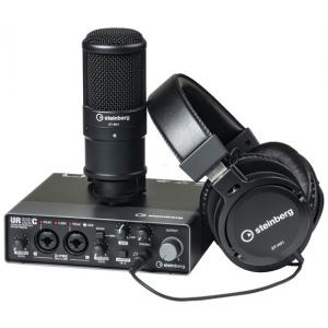 Steinberg UR 22C Recording Pack interface audio USB 3.0