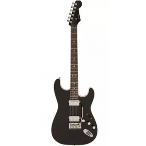 Fender Made in Japan Modern Stratocaster HH Rosewood Fingerboard Black gitara elektryczna