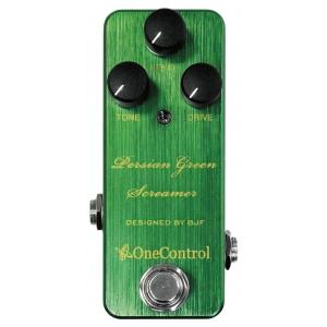 One Control Persian Green Screamer efekt do gitary elektrycznej