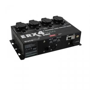 Eurolite ERX-4 DMX Switch Pack - 4 kanałowy przełącznik DMX