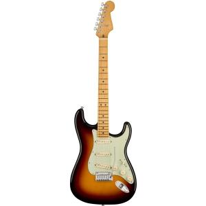Fender American Ultra Stratocaster MN Ultraburst gitara elektryczna, podstrunnica klonowa