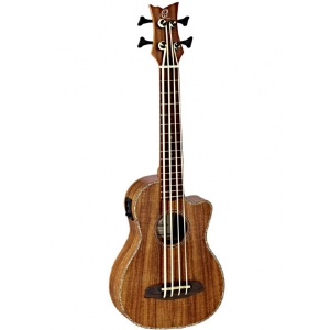 Ortega CAIMAN-BS-GB ukulele basowe
