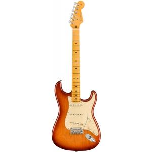 Fender American Professional II Stratocaster Maple Fingerboard, Sienna Sunburst gitara elektryczna