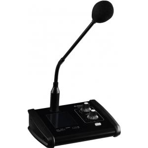 Monacor DRM-884RC Mikrofon pulpitowy, strefowy,  (...)