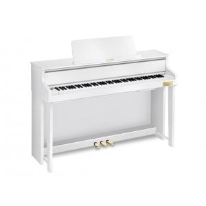 Casio GP 310 Grand Hybrid pianino elektroniczne, kolor biały