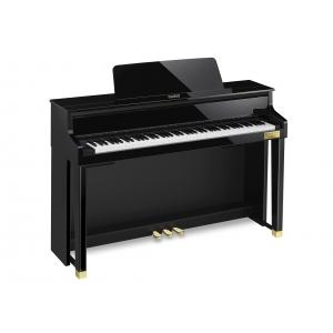 Casio GP 510 Grand Hybrid pianino elektroniczne, czarny połysk