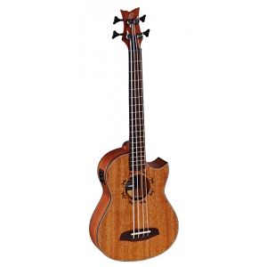 Ortega Lizzy Pro ukulele basowe