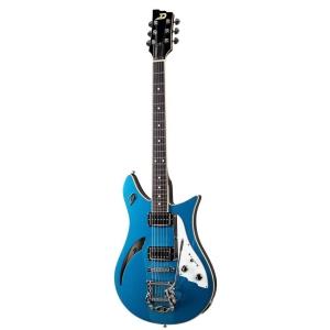 Duesenberg Double Cat Catalina Blue gitara elektryczna