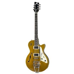 Duesenberg Starplayer TV Gold Top gitara elektryczna