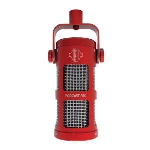 Sontronics Podcast Pro Red mikrofon dynamiczny, kolor  (...)