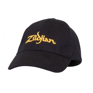 Zildjian Baseball Cap, black, golden Logo czapka