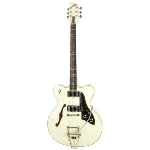 Duesenberg Fullerton CC Hollow Vintage White All Over gitara elektryczna