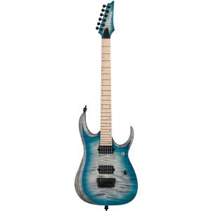 Ibanez RGD61AL SSB Stained Sapphire Blue Burst AXION LABEL gitara elektryczna