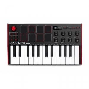 AKAI MPK Mini MK3 klawiatura sterująca USB/MIDI