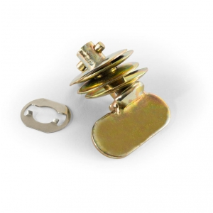 Flash pokrętło Fast-Lock (motylek) + zabezpieczenie  (...)