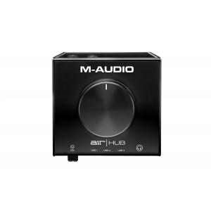 M-Audio AIR Hub cyfrowo-analogowy konwerter USB, wbudowana  (...)