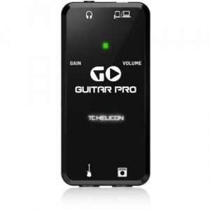 TC Helicon Go Guitar PRO interface audio do urządzeń mobilnych