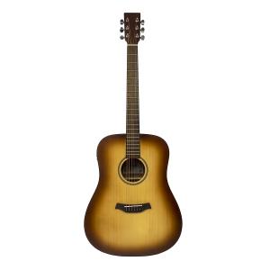 Logan Dreadnought EQ gitara elektroakustyczna kolor  (...)