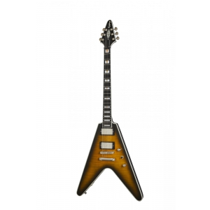 Epiphone Flying V Prophecy Yellow Tiger Aged Gloss gitara  (...)