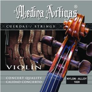 Medina Artigas 1820 struny do skrzypiec
