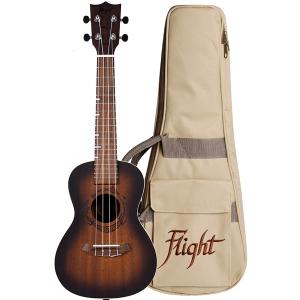 FLIGHT DUC380 Amber ukulele koncertowe