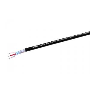 MLight DMX / AES/EBU  kabel DMX AES/EBU 110 Ohm czarny  (...)