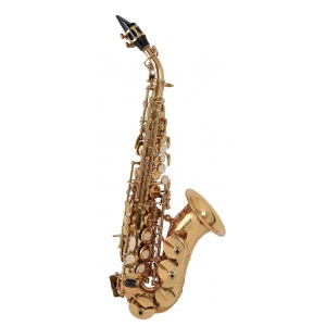 Roy Benson SG-302 saksofon sopranowy, lakierowany (z futerałem)