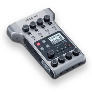 ZooM PodTrak P4 cyfrowy rejestrator podcastów