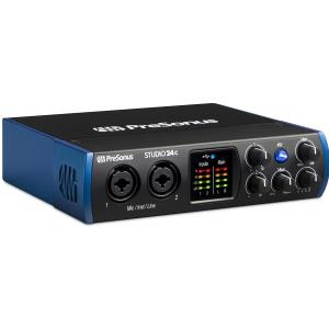 Presonus Studio 24C interfejs audio USB-C