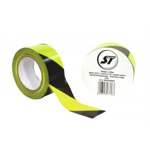 Gaffa 3000580K Marking Tape PVC yellow/black - taśma  (...)