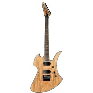 BC Rich Mockingbird Extreme Exotic Evertune Spalted Maple Top Natural Transparent gitara elektryczna