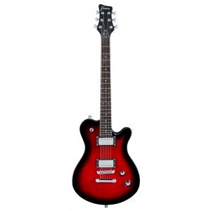 Framus D-Series Panthera Supreme Burgundy Blackburst Transparent High Polish gitara elektryczna