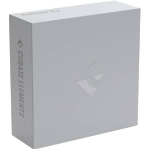 Steinberg Cubase 11 Elements  program komputerowy - BOX