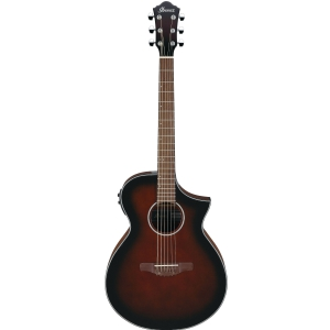 Ibanez AEWC11-DVS Dark Violin Sunburst High Gloss gitara elektroakustyczna