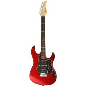 FGN J-Standard Odyssey Candy Apple Red gitara elektryczna
