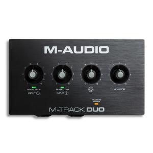 M-Audio M-Track DUO interfejs audio USB