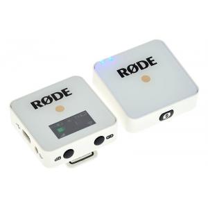 Rode Wireless GO WHITE Ultra-kompaktowy cyfrowy system  (...)