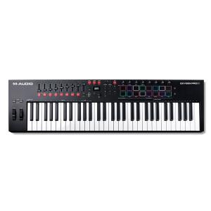 M-Audio Oxygen Pro 61 klawiatura sterująca MIDI/USB