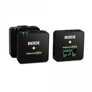 Rode Wireless GO II 2-kanałowy cyfrowy system  (...)