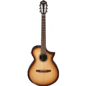 Ibanez AEWC300N-NNB Natural browned Burst gitara elektroakustyczna