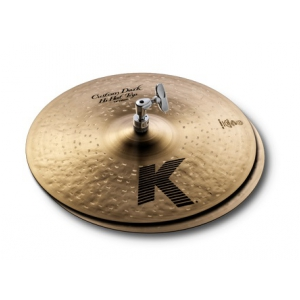 Zildjian 14″ K Custom Dark hi-hat  talerz perkusyjny