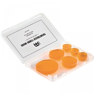 Meinl MDHA Honey Damper Pads żelowe łatki tłumiące (12 szt.)