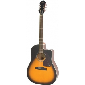 Epiphone J45EC Studio Solid Top Fishman Vintage Sunburst gitara elektroakustyczna